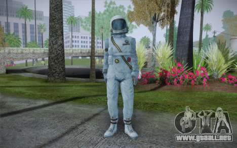 Spacesuit From Fallout 3 para GTA San Andreas