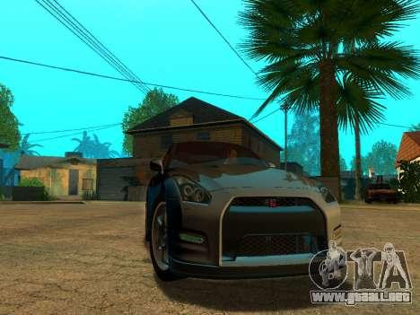 ENBSeries Por Makar_SmW86 v1.0 para GTA San Andreas segunda pantalla