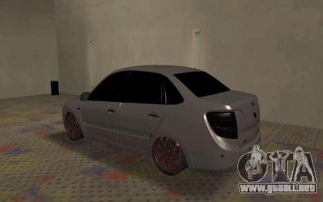 VAZ 2190 de la Subvención para la visión correcta GTA San Andreas