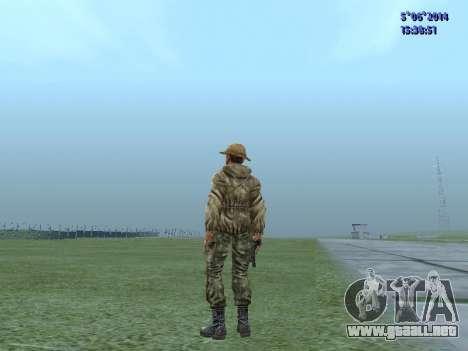 El aire militar de la URSS para GTA San Andreas segunda pantalla