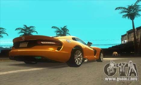 ATI ENBseries MOD para GTA San Andreas