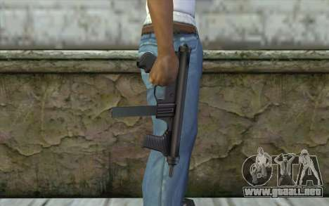 Beretta PM12 para GTA San Andreas tercera pantalla