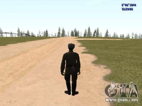 USSR Soldier Pack para GTA San Andreas tercera pantalla