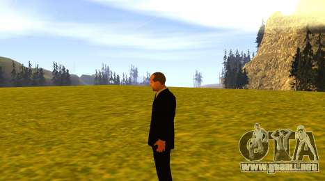 Jason Statham para GTA San Andreas sexta pantalla