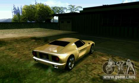 ENBSeries Rich World para GTA San Andreas quinta pantalla