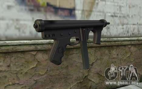 Beretta PM12 para GTA San Andreas segunda pantalla