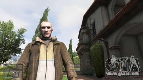 GTA 5 Niko Bellik segunda captura de pantalla