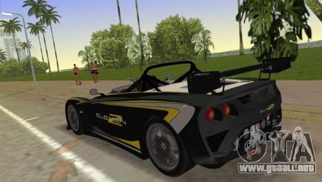 Lotus 2-Eleven para GTA Vice City left