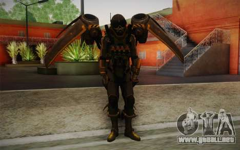 Firefly из Bataman para GTA San Andreas