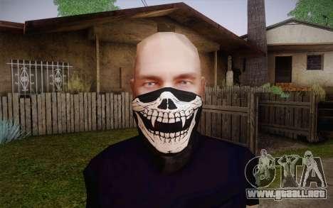 Buchon v1 para GTA San Andreas tercera pantalla