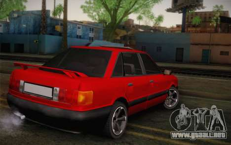 Audi 80 B3 v1.0 para GTA San Andreas left