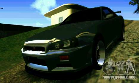 ENBSeries Rich World para GTA San Andreas séptima pantalla