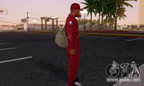 Bug Star Robbery 2 para GTA San Andreas tercera pantalla