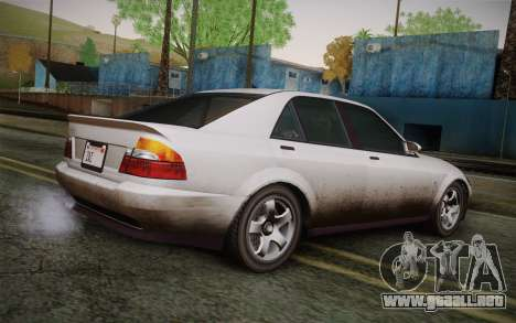 El sultán из GTA 5 para GTA San Andreas left