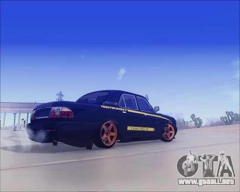 GAZ 31105 Sintonizable para la visión correcta GTA San Andreas