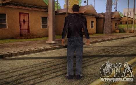 Race Driver from FlatOut v3 para GTA San Andreas segunda pantalla