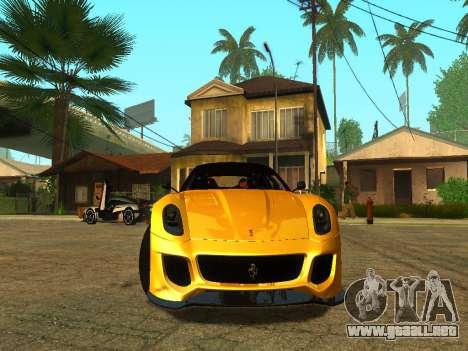 ENBSeries Por Makar_SmW86 v1.0 para GTA San Andreas séptima pantalla