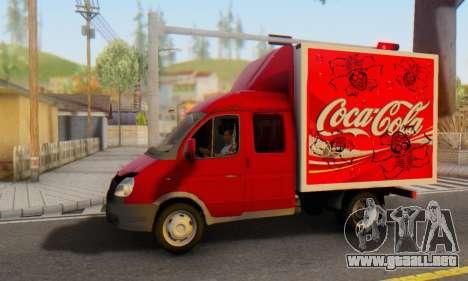 33023 Gacela De Coca-Cola para GTA San Andreas
