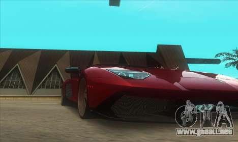 ATI ENBseries MOD para GTA San Andreas segunda pantalla