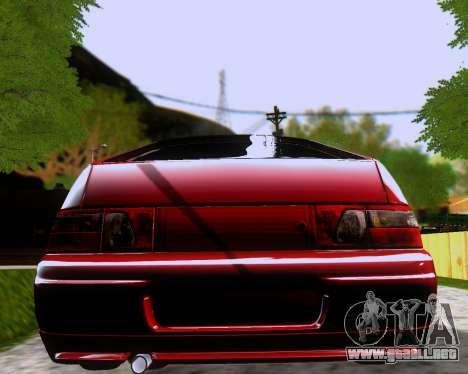 VAZ 2112 Sintonizable para el motor de GTA San Andreas