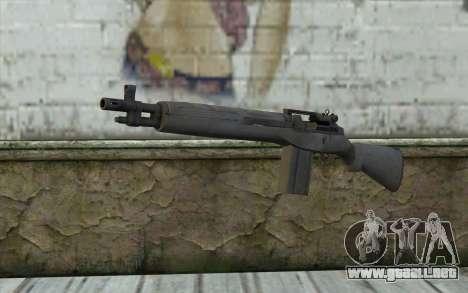 M14 из FarCry para GTA San Andreas