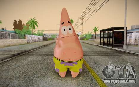 Patrick Viejo para GTA San Andreas