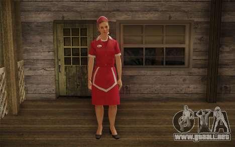 Rose Marigold para GTA San Andreas