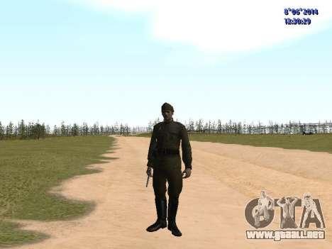 USSR Soldier Pack para GTA San Andreas octavo de pantalla