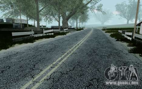 HD Roads 2014 para GTA San Andreas séptima pantalla