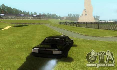 ГАЗ 3110 v8 MOPAR-Hot Rod para GTA San Andreas left