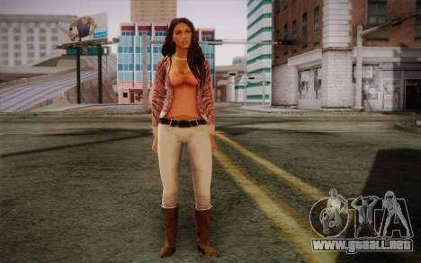 Megan Fox para GTA San Andreas