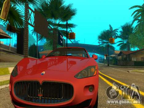 ENBSeries Por Makar_SmW86 v1.0 para GTA San Andreas tercera pantalla