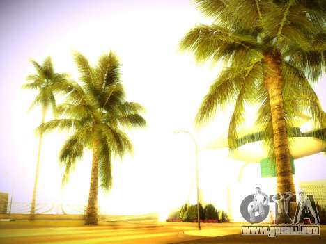 ENB Series por Makar_SmW86 v5 para GTA San Andreas tercera pantalla