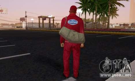 Bug Star Robbery 2 para GTA San Andreas sucesivamente de pantalla