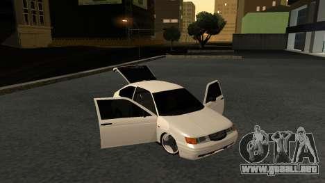 ESTOS 2112 EN para GTA San Andreas