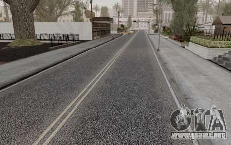HD Roads 2014 para GTA San Andreas
