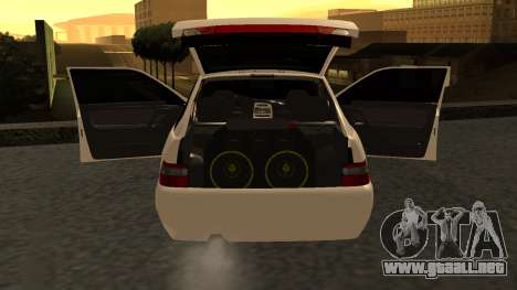 ESTOS 2112 EN para GTA San Andreas left