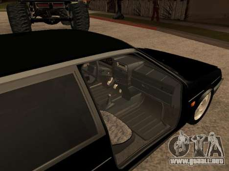 VAZ 2109 Gangster nueve V 1.0 para GTA San Andreas