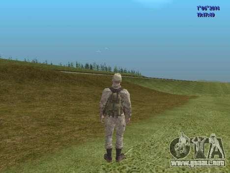 Afghanistan Soviet Soldiers para GTA San Andreas undécima de pantalla