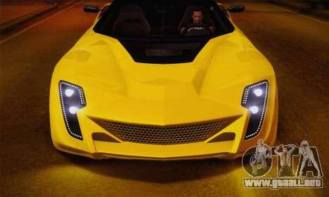 Bertone Mantide World Brasil 2010 para la visión correcta GTA San Andreas