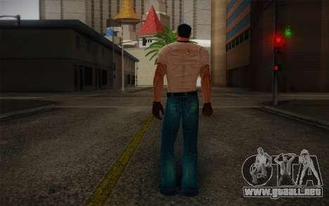 Serious Sam Final Version para GTA San Andreas segunda pantalla