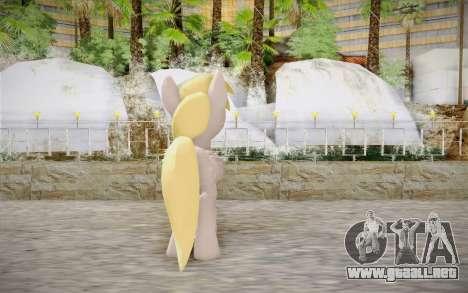 Ninetales Pokemon para GTA San Andreas segunda pantalla