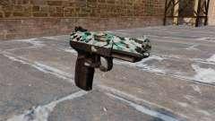Pistola FN Five seveN Aqua Camo