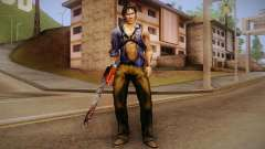 Ash Williams из Evil Dead la Regeneración para GTA San Andreas