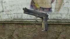 Police Beretta 92