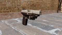 Pistola FN Five seveN LAM Camo ACU para GTA 4