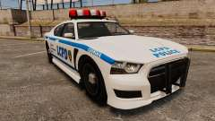 GTA V Bravado Buffalo LCPD para GTA 4
