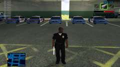 C-HUD by SampHack v.2 para GTA San Andreas