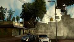 ENBSeries por Makar_SmW86 Medio de la PC para GTA San Andreas
