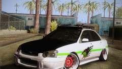 Subaru Impreza Hellaflush para GTA San Andreas